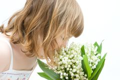 Free Scent Of Spring Royalty Free Stock Image - 6051186