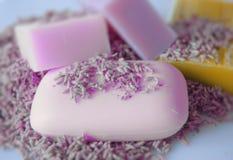 scented σαπούνια Στοκ εικόνα με δικαίωμα ελεύθερης χρήσης