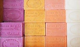 scented σαπούνια Στοκ Εικόνα
