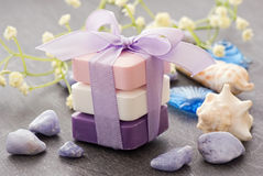 scented σαπούνι Στοκ φωτογραφίες με δικαίωμα ελεύθερης χρήσης