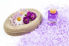Scented aromatherapy λουτρό Στοκ Εικόνα