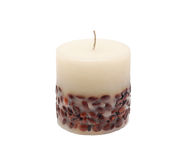 Scented candle Stock Photos