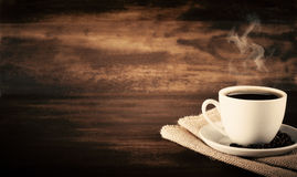 Scented coffee Royalty Free Stock Photography