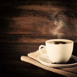 Scented coffee Royalty Free Stock Image