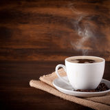 Scented coffee Royalty Free Stock Photos