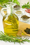 Scented oil Royalty Free Stock Images