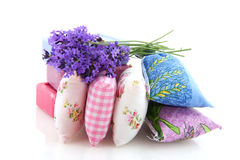 Free Scented Sachets From The Provence Royalty Free Stock Images - 15181489