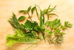 Scented seasoning salad mix Stock Photos
