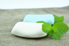 Scented Soap Stock Photography