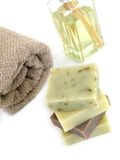Scented Soaps Royalty Free Stock Photo
