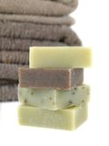 Scented Soaps Royalty Free Stock Images