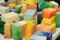Scented soaps Royalty Free Stock Image