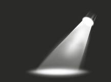 Sceny światło reflektorów Obrazy Royalty Free