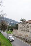 Sceny Brescia, Włochy Fotografia Stock