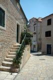 sceny croatia street Fotografia Stock