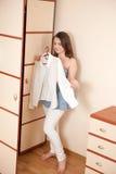 sceny garderoba Zdjęcie Stock