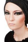 Sceny makeup Zdjęcie Royalty Free