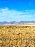 Sceny od Extraterrestrial autostrady, NV obraz stock
