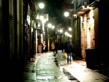 sceny street Fotografia Stock