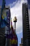 Sceny Sydney miasto Zdjęcie Stock