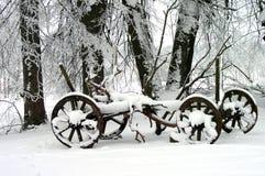 sceny zimowe Fotografia Royalty Free