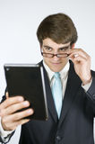 Shortsighted for pad Stock Images