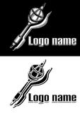 sceptre логоса иллюстрация штока