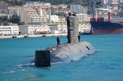 Sceptre de HMS Image libre de droits