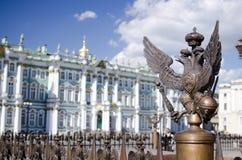 Scettro e potere di simbolo della monarchia Fotografia Stock