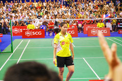 SCG Thailand Open 2012 Royalty Free Stock Photography