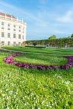 Schönbrunn 库存照片