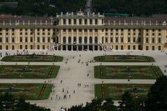 Schönbrunn castle, wien Royalty Free Stock Image