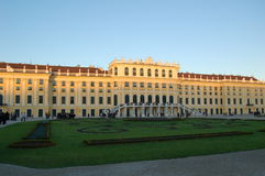 Schönbrunn Palace Stock Image