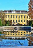 Schönbrunn Wien Royaltyfri Fotografi