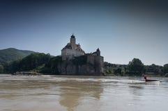 SchönbÃ-¼ Hel Schloss Stockfotografie