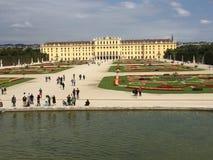 Schönbrunn Στοκ φωτογραφίες με δικαίωμα ελεύθερης χρήσης