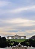 Schönbrunn, Gloriette, Wien Stock Foto's