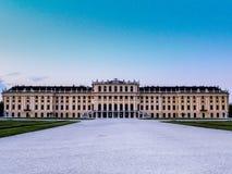 Schönbrunn pałac zdjęcie stock