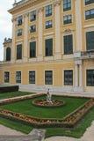 Schönbrunn pałac Wiedeń, Austria - Fotografia Royalty Free