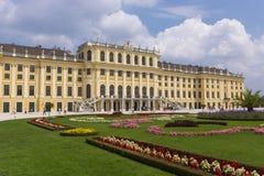 Schönbrunn-Palast Stockfotografie