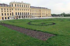 Schönbrunn-Palast stockbilder