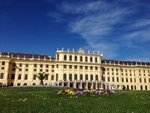 Schönbrunn slott Royaltyfria Foton