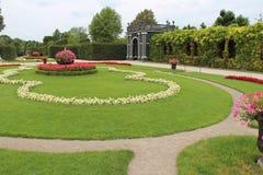 Schönbrunn slott - Wien - Österrike Arkivbild
