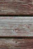 Schäbiger hölzerner Plankenbeschaffenheitshintergrund Stockbild