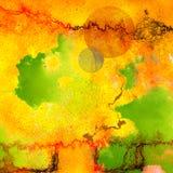 Schäbiger Hintergrund der Weinlese mit noblen Mustern Lizenzfreies Stockbild