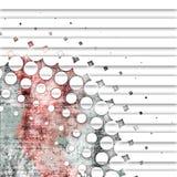 Schäbiger Hintergrund der Weinlese mit noblen Mustern Lizenzfreies Stockfoto