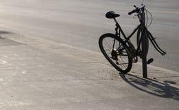 Schädigendes Fahrrad Stockfotografie