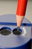 Schärfen Sie Ihren Bleistift 2 Lizenzfreies Stockfoto