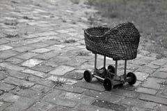 Schätzchen-Buggy Lizenzfreie Stockfotografie