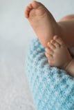 Schätzchen-Füße Lizenzfreie Stockbilder
